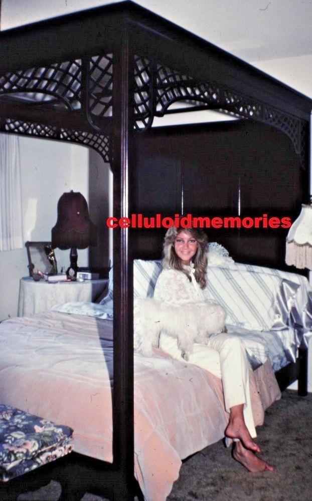 35mm Photo Slide Heather Locklear T J Hooker Dynasty Spin City # 61