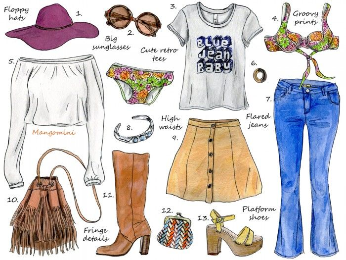 That Seventies Trend- Cindy Mangomini