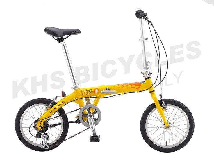 F16-D   KHS Bicycles 功學社單車