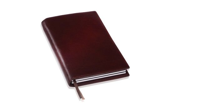 X47-Timer A6 - slim planner, planners in best leather, pocket-size – X47