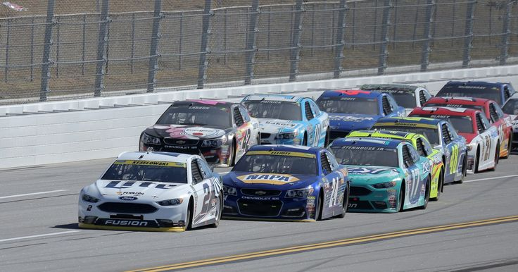 NASCAR Cup Series at Talladega 2017: Start time, lineup, TV, more - USA TODAY