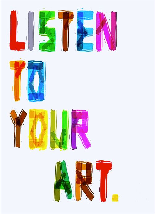 listen to your art ~ Living Color