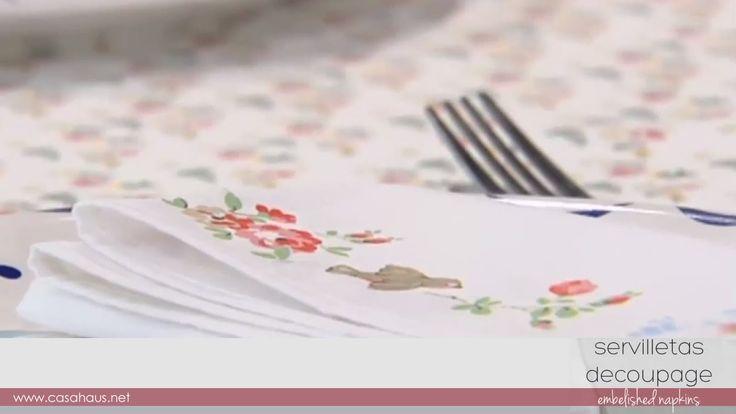 M s de 1000 ideas sobre servilletas de tela en pinterest - Como doblar servilletas de tela ...
