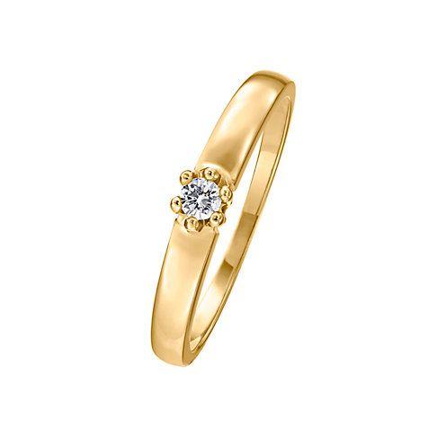 CHRIST Diamonds Damenring 60050937