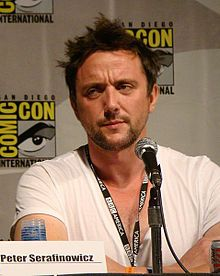 Peter Serafinowicz - Wikipedia, the free encyclopedia