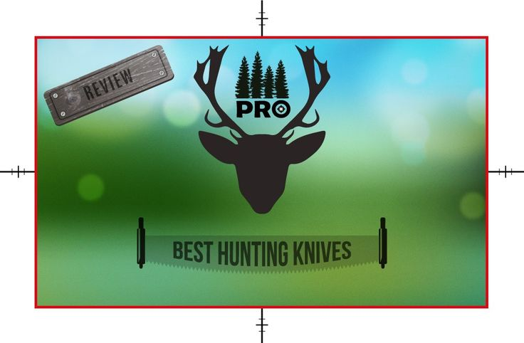 The Best Hunting Knife Reviews 2017 http://www.prohuntinghacks.com/best-hunting-knives/