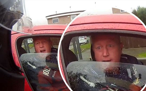 news,latest news: Ronnie Pickering hits back at 'muppet' motorcyclis...