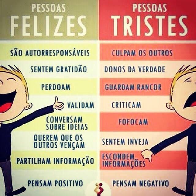 Seja feliz, por favor... :D