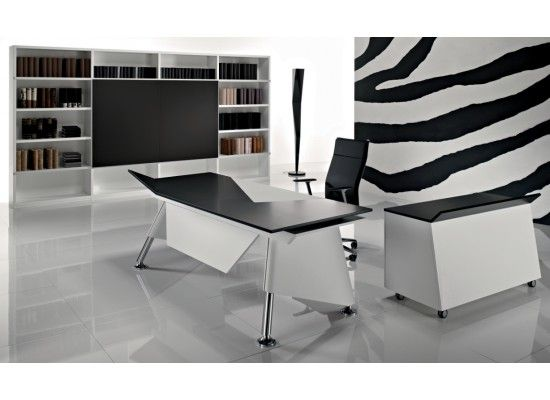 Black&White Office Furniture