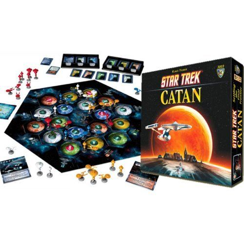 Settlers of Catan Star Trek Catan Board Game, http://www.amazon.ca/dp/B009JHJ3XK/ref=cm_sw_r_pi_awdl_WAf4tb0TM4YYV
