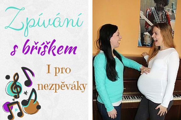 Zpívání v těhotenství - modernizpev.cz