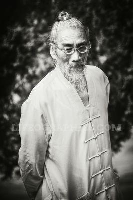 Wudang Tai Chi master