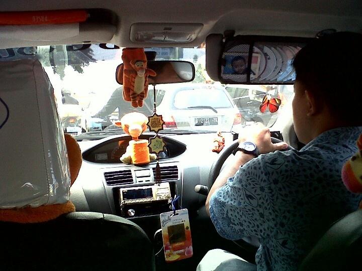 Tigger taxis