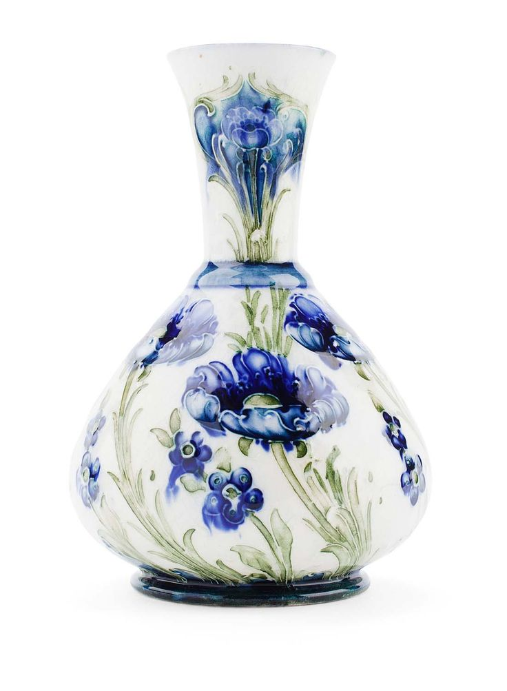 17 Best Images About Moorcroft MacIntyre Pottery On