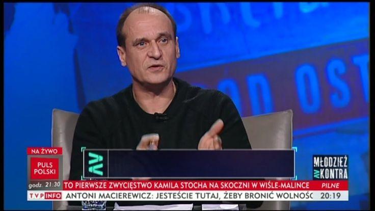 Młodzież kontra 582: Paweł Kukiz (Kukiz'15) 14.01.2017
