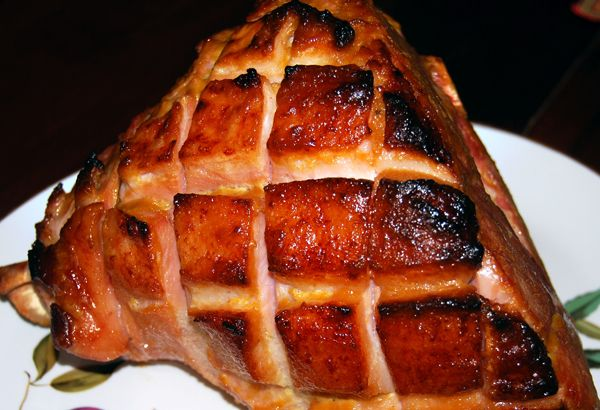 Savagely Delightful Recipes Ham Cooked In Cider Amp Oven Baked Fries Ham Baked In Cider Is A