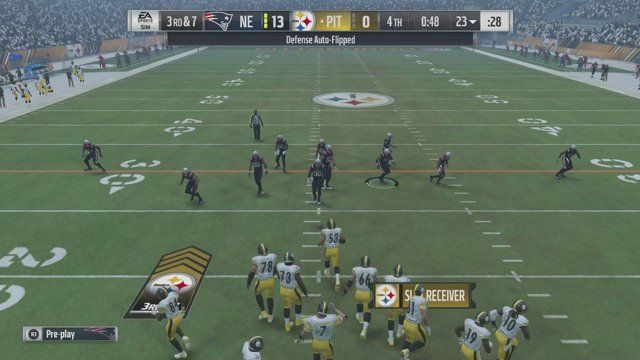 Sunday Night Football New England Patriots @ Pittsburgh Steelers | NFL Week 15 Game Preview | Madden https://www.twitch.tv/videos/209422874
