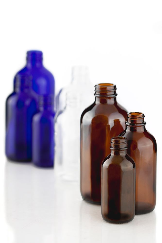 Check out our Glass Boston Rounds! Now available in Cobalt, Amber and Clear! http://www.thecarystore.com/containers-products/packaging-and-containers-glass-jars-bottles-and-jugs-boston-round-glass-jars