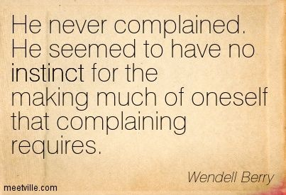 Wendell Berry Quotes | Wendell Berry quotes and sayings