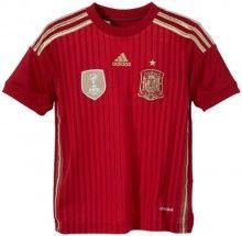 Camiseta Adidas de la selección Española de Fútbol para niño