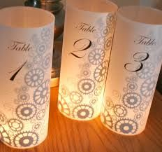 Steampunk Table Number Luminaries For Centerpieces Numbers At Wedding Events Balls Easily Change To Bike Related Items