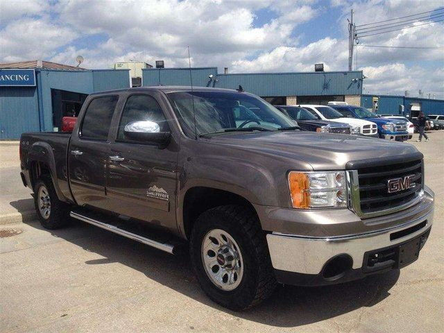 2013 Gmc 1500 Sl Nevada Edition