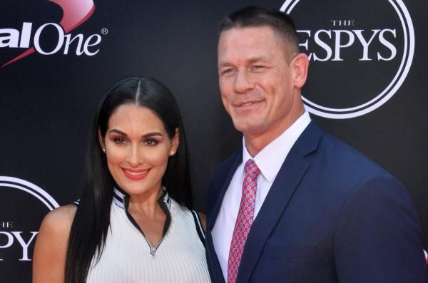 """WWE's Nikki Bella and """"Property Brothers"""" star Drew Scott have signed on to compete on Season 25 of """"Dancing with the Stars."""""""