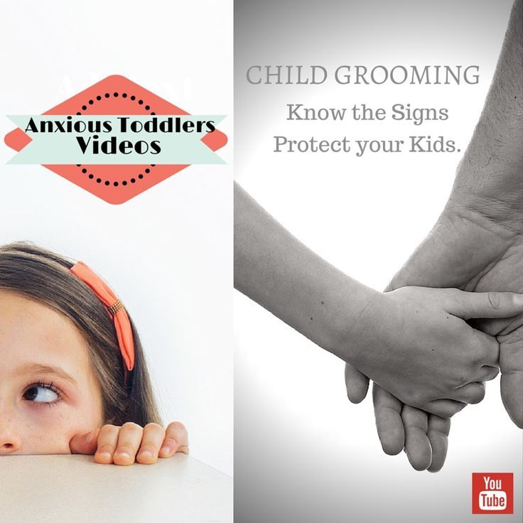 Child grooming. Know the signs. Protect your kids.