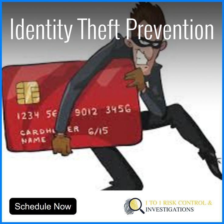 Identity Theft Investigations Private investigator