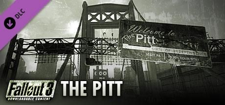 The Pitt is the second add-on for Fallout 3, developed and published by Bethesda Softworks. The Pitt was released as downloadable content on Xbox Live and Games for Windows Live on March 24, 2009. On The Pitt's first release, for some players the add-on was broken and unplayable due to missing textures and freezes. It was then re-released on March 25. It was made available for PlayStation Store on October 1, 2009. For Xbox 360, download codes for Xbox Live are also available in retail.