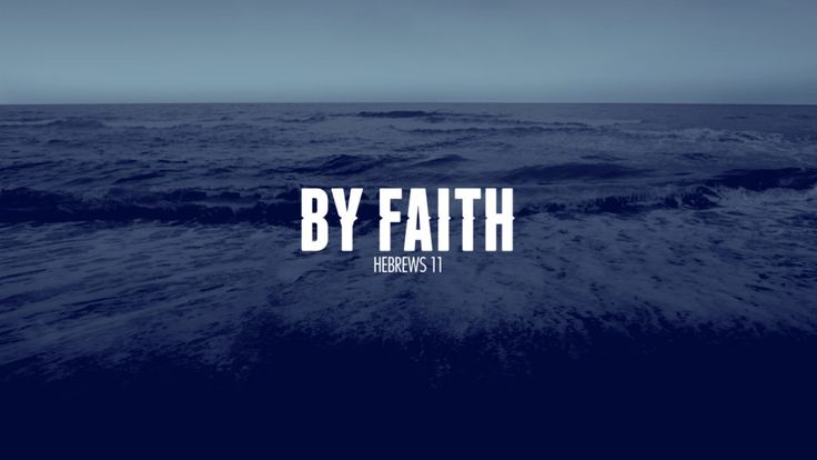 Hebrews 11:1 King James Version (KJV)   Now faith is the substance of things hoped for,   the evidence of things not seen.     Hebr...