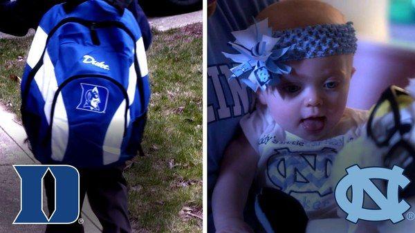 Duke vs. UNC: The Rivalry Begins At Birth