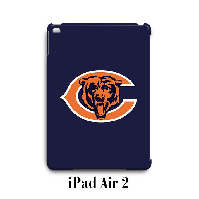 Chicago Bears Custom iPad Air 2 Case Cover Wrap Around