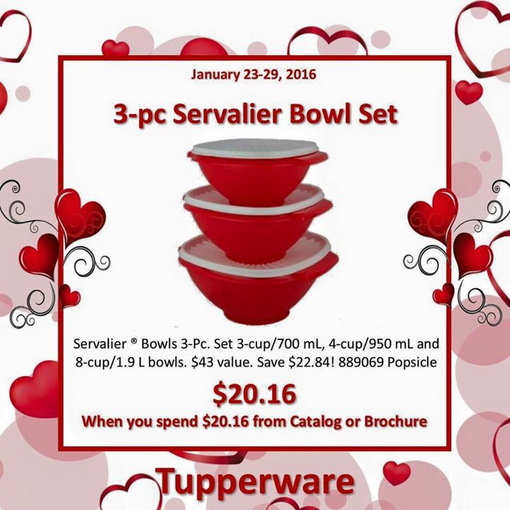 Solo una semana www.my.tupperware.com/lupiiita