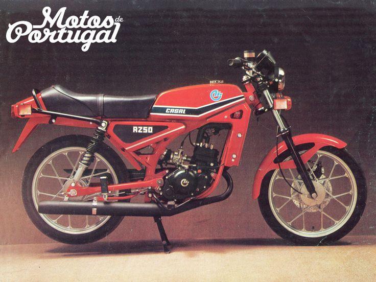 Vintage Casal K554 RZ50 (Made in Portugal)