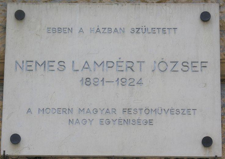 NemesLampért Alkotmány9 - Nemes-Lampérth József – Wikipédia