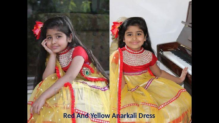 Custom Girl Anarkali | Online Shopping for Kids | FayonKids