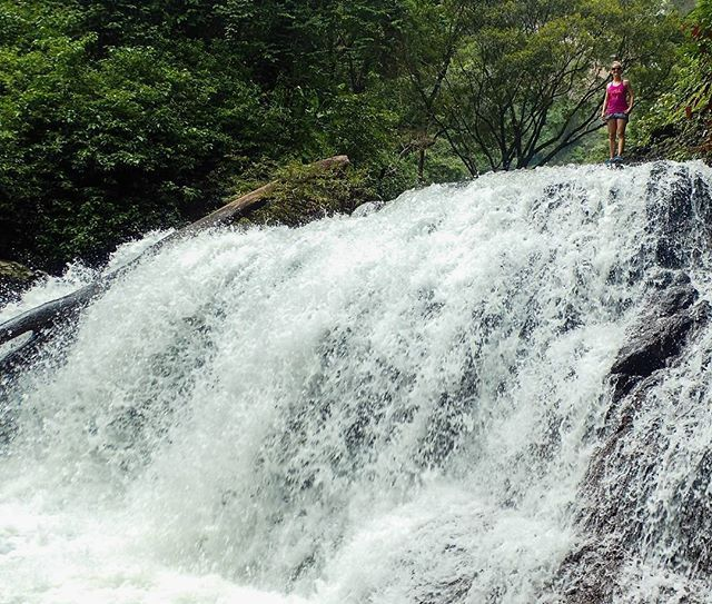 Namsanam Falls, Laos Day: 49 After heading north from Pakse, I arrived in…