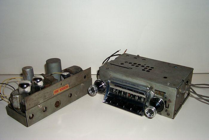 Online veilinghuis Catawiki: Chevrolet Wonder Bar Auto Radio -  jaren 50