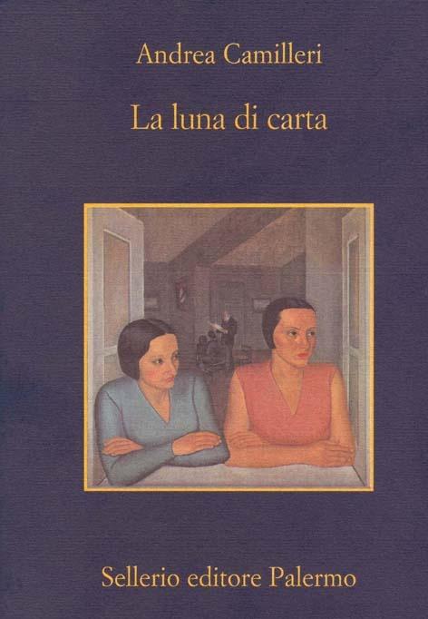 La Luna di Carta, Andrea Camilleri