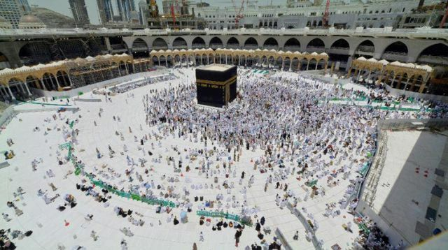 New security cameras installed in Makkah