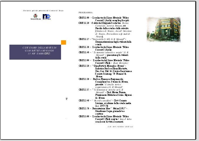 "Il 16 novembre Margherita Hack di Novara RICORDA L'ILLUSTRE NOVARESE ""GIAN BATTISTA MORANDI"" http://isa-voi.blogspot.com/2015/11/il-16-novembre-margherita-hack-di.html"
