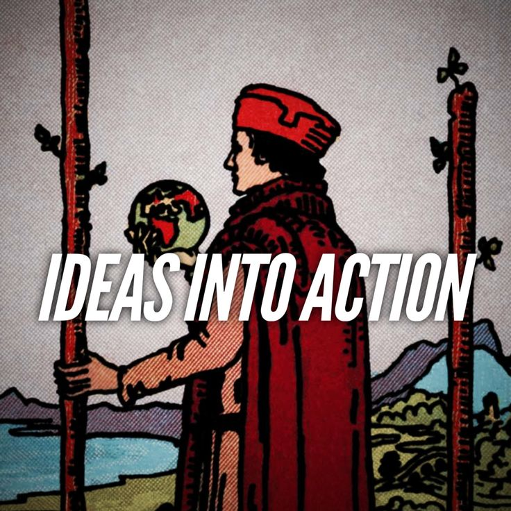Organize your ideas into meaningful action!