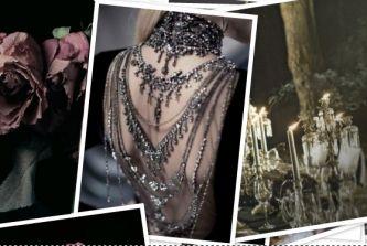#Wedding Theme: #Midnight Allure / LANE. (PS Follow The LANE on instagram: the_lane)