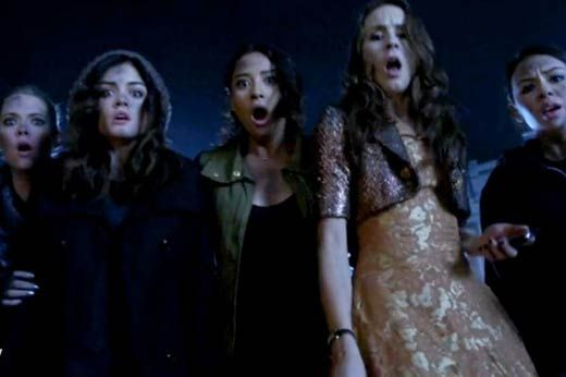 Pretty Little Liars - What's in the trunk?! #PLL