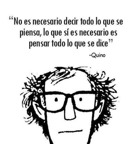 Sabias palabras #Quino
