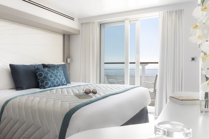 The French cruise operator Ponant's Le Lyrial puts a très chic spin on maritime decor with its latest debut, launched in May. Interior designer Jean-Philippe Nuel, noted for his restored Art Deco pool at the Molitor Hotel, swathes the ship's 122 staterooms in whites and subtle blues inspired by the cruiser's destinations, like the turquoise waters of the Mediterranean. The ship isn't just easy on the eye, but also on the environment. Two thousand LED bulbs provide significant energy…