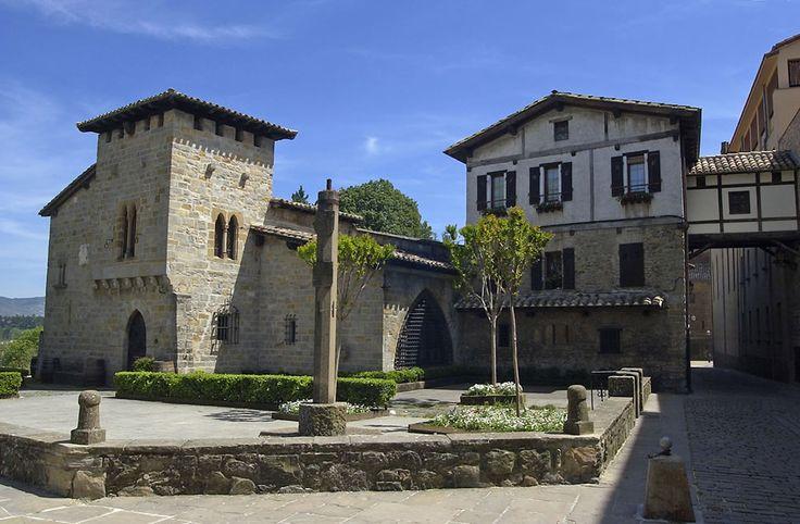 El rincón del Caballo Blanco, Pamplona, Navarra, Camino de Santiago