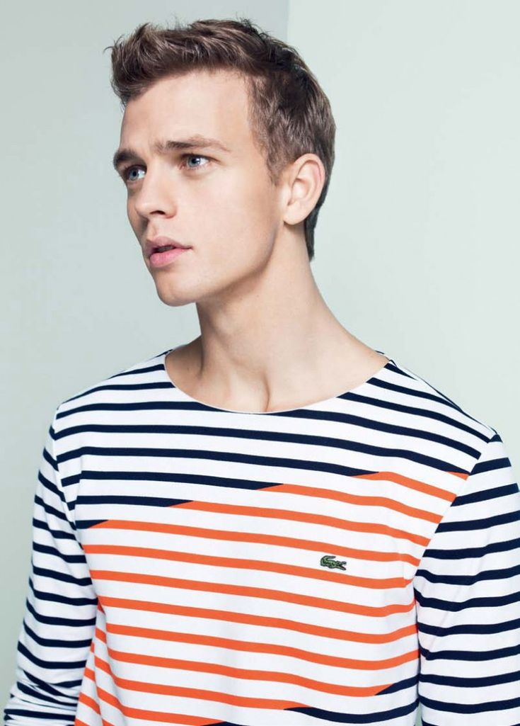 LACOSTE FW13 14 PRE FALL LOOK BOOK 2 800x1115 Benjamin Eidem Tackles Lacostes Latest Collection for their Pre Fall 2013 Lookbook