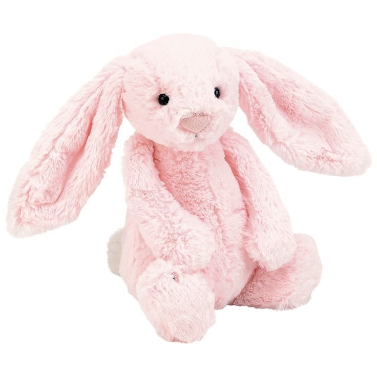 Buy Jellycat Bashful Pink Bunny, Medium | John Lewis